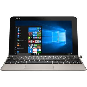 ASUS TeK e-SIM搭載 ASUS TransBook Mini T103HAF (Windows10Home/Atom x5-Z8350/LTE対応) スレートグレー