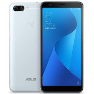 ASUS TeK ZenFone Max Plus (M1) (MediaTek MT6750T / メモリ4GB /ストレージ32GB) アズールシルバー
