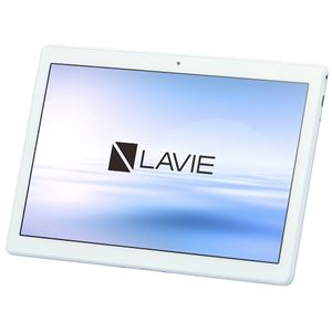 NECパーソナル LAVIE Tab E Android - TE410JAW - 拡大画像