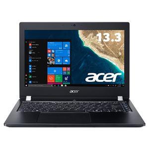 Acer TMX3310M-F58UBL6 (Core i5-8250U/8GB/256GBSSD+500GB HDD/ドライブなし/13.3型/HD/指紋認証/Windows 10 Pro64bit/LAN/HDMI/1年保証/Office Personal 2016)