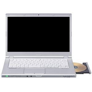 パナソニック Let's note LX6 法人(Corei7-7600UvPro/16GB/SSD512GB/SMD/W10P64/14.0FullHD/電池S)