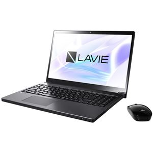 NECパーソナル LAVIE Note NEXT - NX750/LAB グレイスブラックシルバー