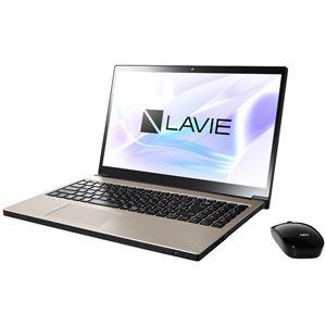 NECパーソナル LAVIE Note NEXT - NX750/LAG クレストゴールド