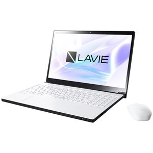 NECパーソナル LAVIE Note NEXT - NX850/LAW プラチナホワイト