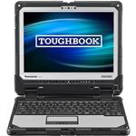パナソニック TOUGHBOOK CF-33 (Core i5-7300UvPRO/8GB/SSD256GB/Win10Pro64Bit/12.0型QHD/電池12.5時間)