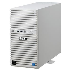 NEC Express5800/T110i(4C/E3-1220v6/4G/2HD3-W2016) XeonSATA 2TB*2/RAID1