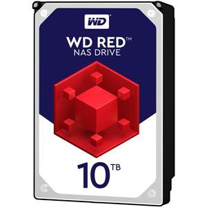WESTERN DIGITAL WD Red 3.5インチ内蔵HDD 10TB SATA6Gb/s 5400rpm256MB