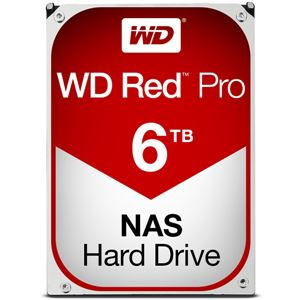 WESTERN DIGITAL WD Red Proシリーズ 3.5インチ内蔵HDD 6TB SATA6.0Gb/s 7200rpm256MB - 拡大画像
