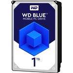 WESTERN DIGITAL WD Blue 2.5インチ内蔵HDD 1TB SATA 6Gb/s 5400rpm128MB