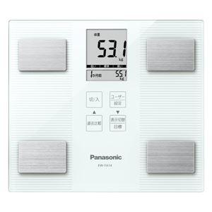 パナソニック(家電) 体組成バランス計 (ホワイト) EW-FA14-W