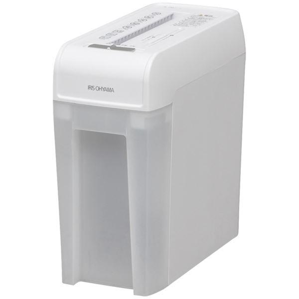 アイリスオーヤマ シュレッダー ホワイト P5HCS(WH)