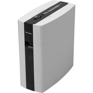 アイリスオーヤマ 細密シュレッダー ホワイト PS5HMSD(WH)