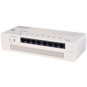 パナソニックESネットワークス 8ポート PoE給電スイッチングハブ Switch-S8PoE