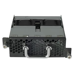 HP(Enterprise) HPE X712 Back (power side) to Front (port side)Airflow High Volume Fan Tray