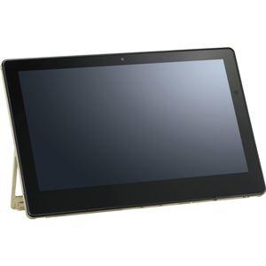 NEC VersaPro タイプVS (Core i5-7Y54 1.2GHz/4GB/SSD128GB/ドライブなし/Of H&B16/無線LAN&LTE/キーボード無/マウス無/Win10Pro/リカバリ媒体無/3年パーツ) - 拡大画像