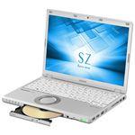 パナソニック Let's note SZ6 DIS専用モデル(Corei5-7200U/8GB/HDD320GB/SMD/W10P64/12.1WUXGA/電池S)