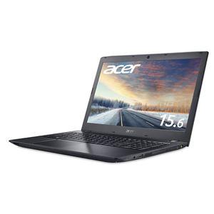Acer TMP259G2M-F58UB9 (Core i5-7200U/8GB/256GBSSD/DVD+/-RW/15.6型/フルHD/Windows 10 Pro 64bit/1年保証/ブラック/OfficeHome&Business 2019) - 拡大画像