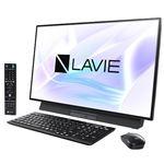 NECパーソナル LAVIE Desk All-in-one - DA970/MAB ファインブラック