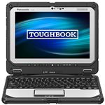 パナソニック TOUGHBOOK CF-20 (Corei5-7Y57vPRO/MEM4GB/SSD128GB/Win10Pro64)