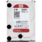 WESTERN DIGITAL WD Redシリーズ 3.5インチ内蔵HDD 2TB SATA6.0Gb/sIntelliPower 64MB