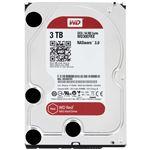 WESTERN DIGITAL WD Redシリーズ 3.5インチ内蔵HDD 3TB SATA3(6Gb/s)IntelliPower 64MB