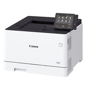キヤノン A4カラーレーザービームプリンター Satera LBP664C - 拡大画像