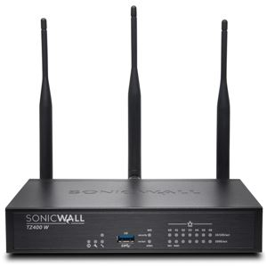 SonicWALL Inc. SonicWall TZ400 WIRELESS-AC JPN WITH 8X5 SUPPORT1YR - 拡大画像