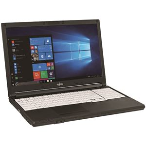 LIFEBOOK A576/TX (Corei5-6300U/4GB/SSD256GB/Smulti/Win10 Pro 64bit/WLAN/Office Personal2016) - 拡大画像