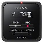 ステレオICレコーダー 16GB ブラック ICD-TX800/B