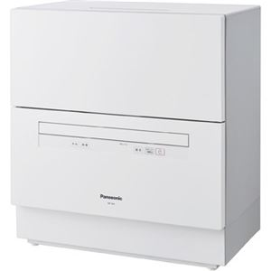 食器洗い乾燥機 (ホワイト) NP-TA3-W - 拡大画像