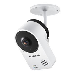 防塵・防水規格IP65準拠屋外用PoE給電対応ネットワークカメラ「Qwatch(クウォッチ)」 - 拡大画像