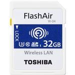 無線LAN搭載SDHCメモリーカード「FlashAir」 32GB
