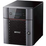 バッファロー ハードウェアRAID TeraStation WSH5420DNS9シリーズ 4ベイデスクトップNAS 8TB Standard