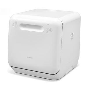 アイリスオーヤマ 食器洗い乾燥機 ホワイト ISHT-5000-W - 拡大画像