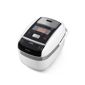 アイリスオーヤマ 米屋の旨み 銘柄量り炊き 圧力IHジャー炊飯器 5.5合(分離なし) RC-PC50-W - 拡大画像