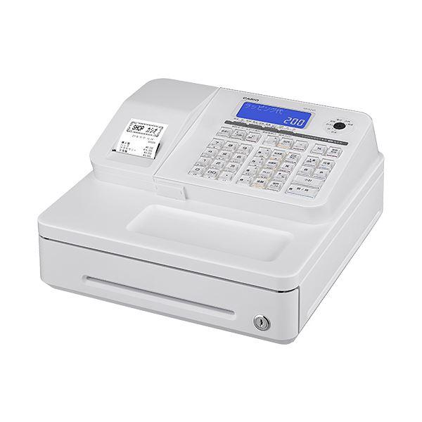 カシオ計算機 Bluetoothレジスター 10部門 (ホワイト)