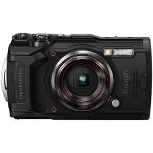 オリンパス デジタルカメラ Tough TG-6 (ブラック) TG-6 BLK - 拡大画像