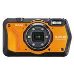 リコーイメージング 防水デジタルカメラ WG-6 (オレンジ) WG-6OR