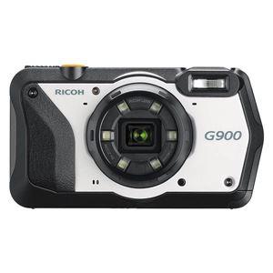 リコー 防水・防塵・業務用デジタルカメラ G900 - 拡大画像
