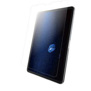 バッファロー iPad Pro 11インチブルーライトカットフィルム スムースタッチ BSIPD2011FBCT - 拡大画像