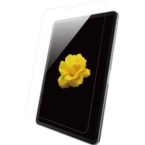 バッファロー iPad Pro 12.9インチ防指紋フィルム 高光沢 BSIPD2012FG - 拡大画像