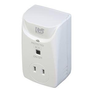 ラトックシステム Wi-Fiワットチェッカー RS-WFWATTCH1 - 拡大画像
