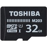東芝 UHS-I対応 Class10 microSDHCメモリカード 32GB MU-J032GX