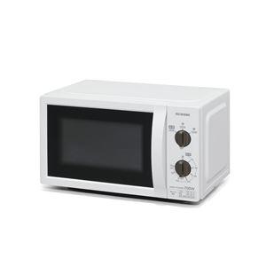 アイリスオーヤマ 電子レンジ 17L ターンテーブル 60Hz IMB-T176-6 - 拡大画像