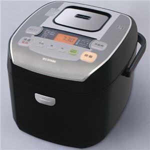 アイリスオーヤマ 米屋の旨み 銘柄炊き圧力IHジャー炊飯器 10合 RC-PA10-B - 拡大画像
