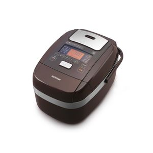 アイリスオーヤマ 米屋の旨み 銘柄炊き 圧力IHジャー炊飯器 5.5合 ブラウン RC-PH50-T - 拡大画像
