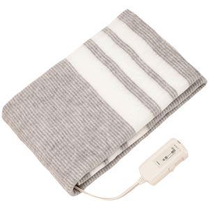 コイズミ 電気敷毛布 140×80cm 電磁波カット KDS5096D - 拡大画像