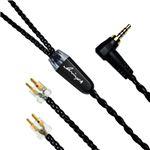 Luminox Audio Kilowatt Jet Black FitEar-2.5mmL LNA-KIL/JB-FE-25L