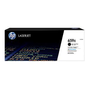 HP 659X トナーカートリッジ 黒 W2010X - 拡大画像