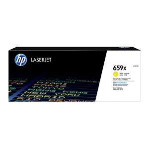 HP 659X トナーカートリッジ イエロー W2012X - 拡大画像